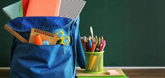 10 Consejos para comprar los útiles escolares sin estresarte