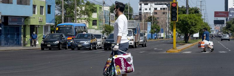 Recomendaciones de seguridad vial en tiempos de pandemia
