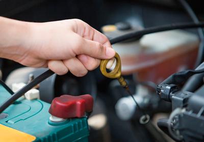 Revisa el filtro de aceite